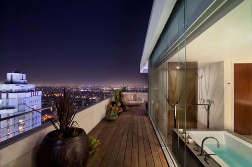 Andaz West Hollywood - West Hollywood - Balcony