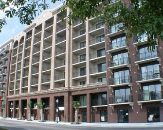 Riverview Suites At Water Street Center - Wilmington - Building