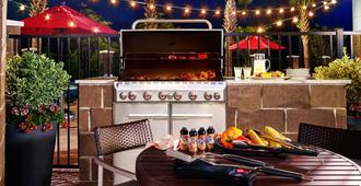 TownePlace Suites by Marriott Houston I-10 East - Houston - Restaurant