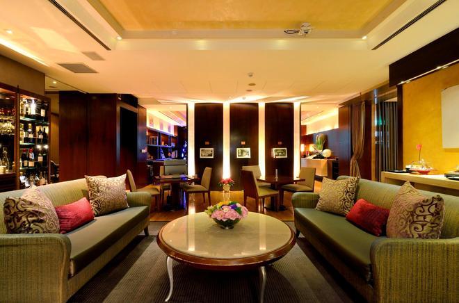 Les Suites Taipei Da An - Taipéi - Sala de estar