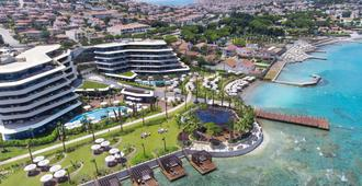 Reges, a Luxury Collection Resort & Spa, Cesme - Cesme - Außenansicht