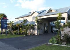 Aquarius Motor Inn - Mount Maunganui - Building