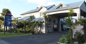 Aquarius Motor Inn - Mount Maunganui - Edificio