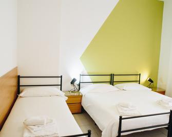 Unihò Hostel - Pavia - Bedroom