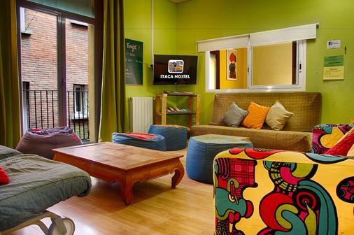 Itaca Hostel Barcelona - Barcelona - Phòng khách