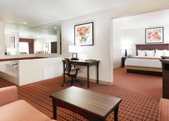 Crystal Inn Hotel & Suites - Salt Lake City - Salt Lake City - Soveværelse