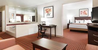Crystal Inn Hotel & Suites - Salt Lake City - Salt Lake City - Bedroom