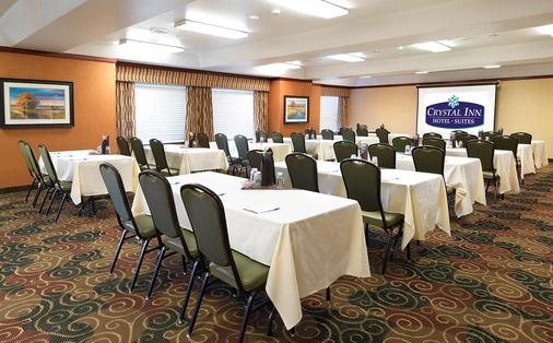 Crystal Inn Hotel & Suites - Salt Lake City - Salt Lake City - Banquet hall