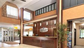 Crystal Inn Hotel & Suites - Salt Lake City - Salt Lake City - Front desk