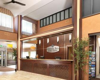 Crystal Inn Hotel & Suites - Salt Lake City - Salt Lake City - Recepción