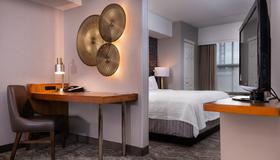 SpringHill Suites by Marriott Pittsburgh North Shore - Pittsburgh - Bedroom