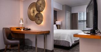 SpringHill Suites by Marriott Pittsburgh North Shore - פיטסבורג - חדר שינה