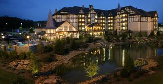 The Inn At Christmas Place - Pigeon Forge - Bangunan