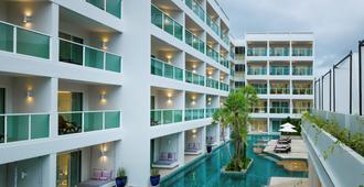 Chanalai Romantica Resort Kata Beach - Adult Only - Karon - Edifício