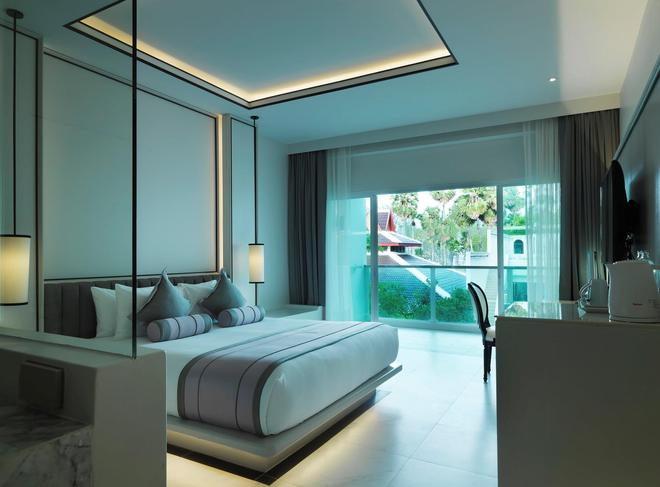 卡塔海灘查納萊浪漫渡假村 - 卡隆 - 卡倫海灘 - 臥室