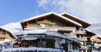 Hotel la Rotonde - Bagnes - Bygning