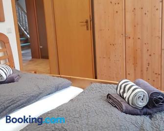 Ferienwohnung im Sauerland - nähe Olpe (Biggesee) - Drolshagen - Schlafzimmer