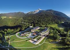 Kempinski Hotel Berchtesgaden - Berchtesgaden - Widok na zewnątrz