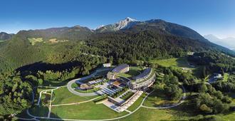 Kempinski Hotel Berchtesgaden - Berchtesgaden - Vista del exterior