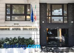 Residence Acqua del Conte - Messina - Building
