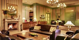 Marrol's Boutique Hotel - Bratislava - Area lounge