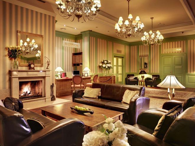 Marrol's Boutique Hotel - Bratislava - Sala de estar