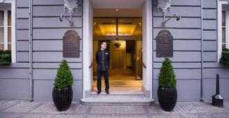 Marrol's Boutique Hotel - Μπρατισλάβα - Aίθουσα συνεδριάσεων