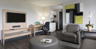 Holiday Inn Express Quebec City - Sainte Foy, An IHG Hotel - Quebec - Wohnzimmer