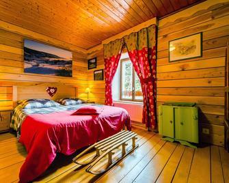 Auberge De Liezey - Gérardmer - Bedroom