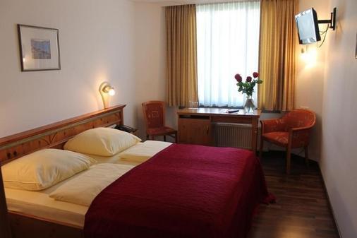 Hotel Gasthof zur Post - Munich - Phòng ngủ