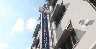 Hotel Gasthof zur Post - München - Rakennus