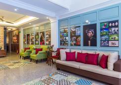 Ben Thanh Boutique Hotel - Ho Chi Minhin kaupunki - Oleskelutila