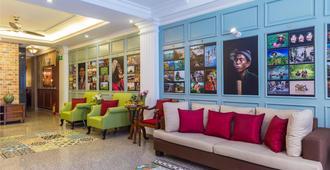 Ben Thanh Boutique Hotel - Ho Chi Minhstad - Lounge