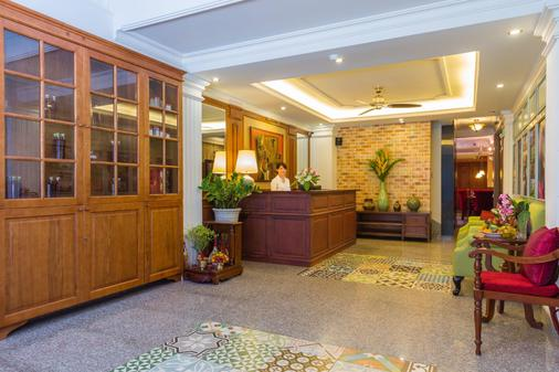 Ben Thanh Boutique Hotel - Ho Chi Minhin kaupunki - Vastaanotto