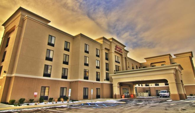 Hampton Inn and Suites Parsippany/North - Parsippany - Building