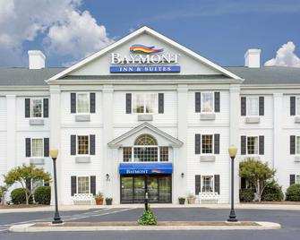 Baymont Inn And Suites Martinsville - Martinsville - Edificio