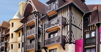 多維爾中心美居酒店 - 杜維爾 - 都維爾 - 建築