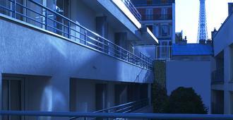 貝利埃菲爾酒店 - 巴黎 - 巴黎 - 室外景