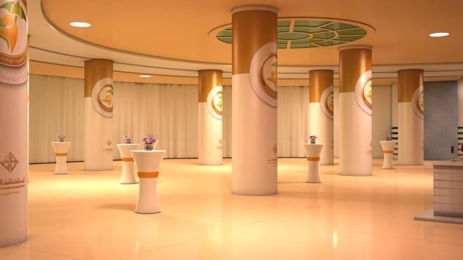 Marina Hotel - Salmiya - Lobby