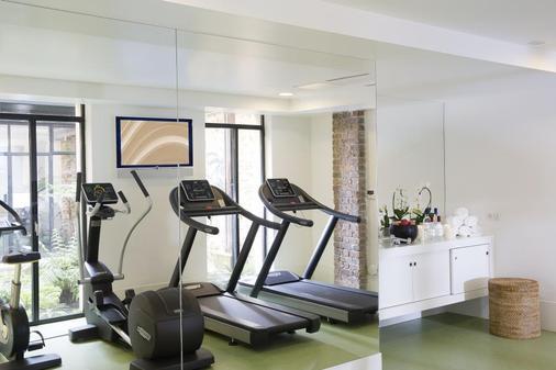 巴黎巴士底哥霍斯卡住宅酒店 - 巴黎 - 巴黎 - 健身房