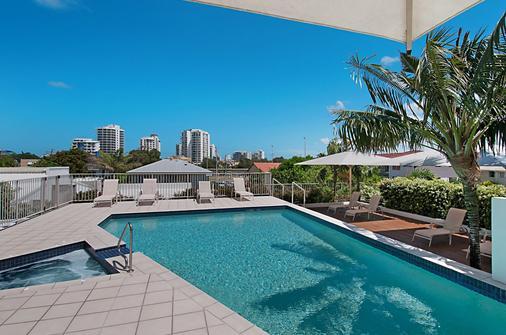Rovera Apartments - Maroochydore - Pool