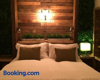 The Lodge Rooms - Coleford - Slaapkamer