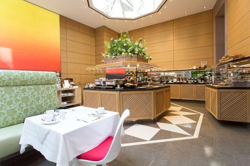 Living Hotel De Medici By Derag - Düsseldorf - Buffet