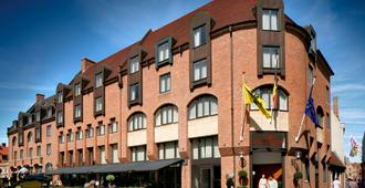 Crowne Plaza Brugge - Brügge - Gebäude