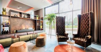 Leonardo Royal Hotel Ulm - Ulm - Resepsjon