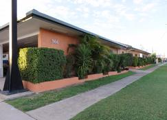 Golden Harvest Motor Inn - Moree - Rakennus