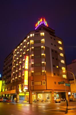 Hua Tong Hotel - Hualien City - Edificio