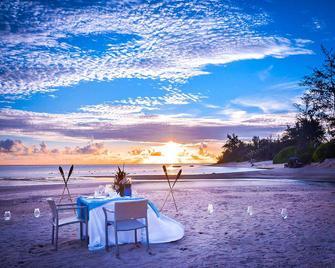So/ Sofitel Mauritius - Bel Ombre - Gebouw