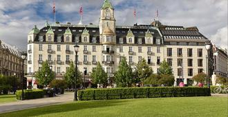 Grand Hotel Oslo by Scandic - Όσλο - Κτίριο