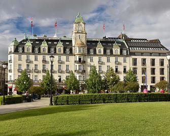 Grand Hotel Oslo by Scandic - Oslo - Building
